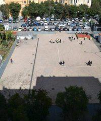 Il villaggio e la piazza: la borgata della Marranella