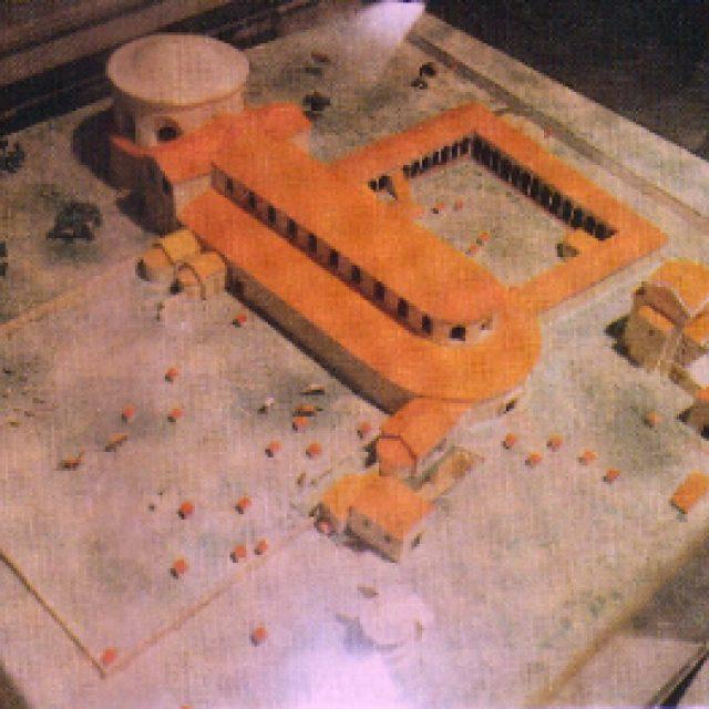 La basilica costantiniana dei Ss. Marcellino e Pietro