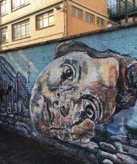 Carlos Atoche – Muri Sicuri: Dipingiamo un Muro per Curarne Cento