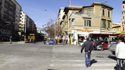 Piazza della Marranella