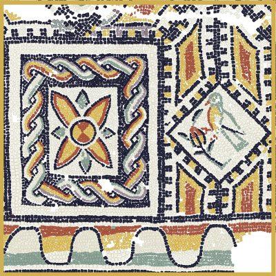 Villa delle Terme - Mosaici
