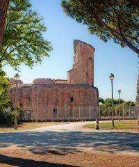Il Mausoleo di Sant'Elena