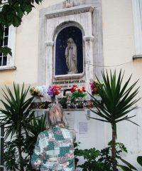 Edicola della Madonna Immacolata