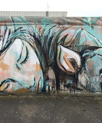 Alice Pasquini – It's a New Day (2012)