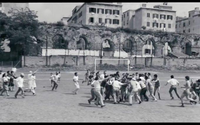 Il Campo di Calcio Giordano Sangalli
