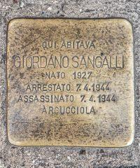 Abitazione di Giordano Sangalli