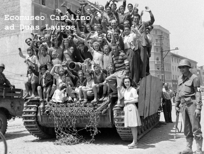 Panzer IV Brummbar - Via Casilina 4 giugno 1944