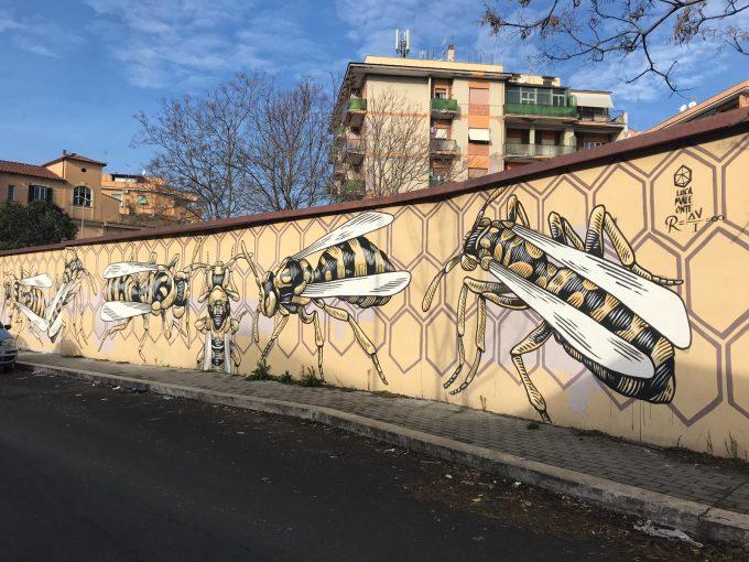 Lucamaleonte – Nido di Vespe (2014)