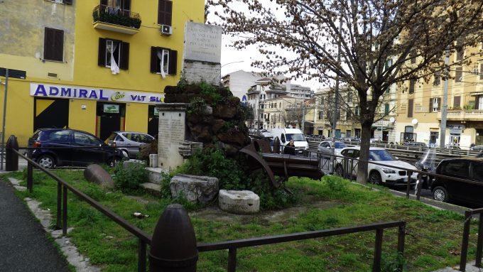 Il Cannone, Monumento ai caduti
