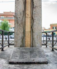 Piazza delle Camelie, il luogo simbolo della Resistenza di Centocelle
