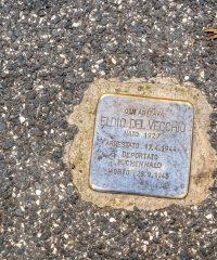 Eldio Del Vecchio, un giovane cuoco a Buchenwald