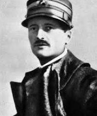 Oreste Salomone, il primo pilota d'oro