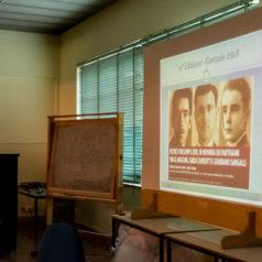 Pietre d'inciampo 2018 a Tor Pignattara - I laboratori alla scuola Laparelli