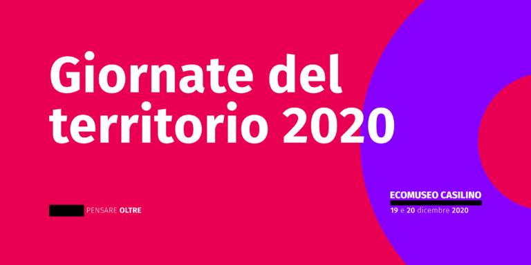 Giornate del Territorio 2020