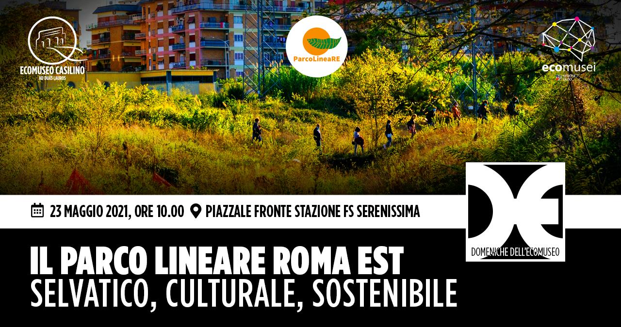 Parco Lineare Roma Est