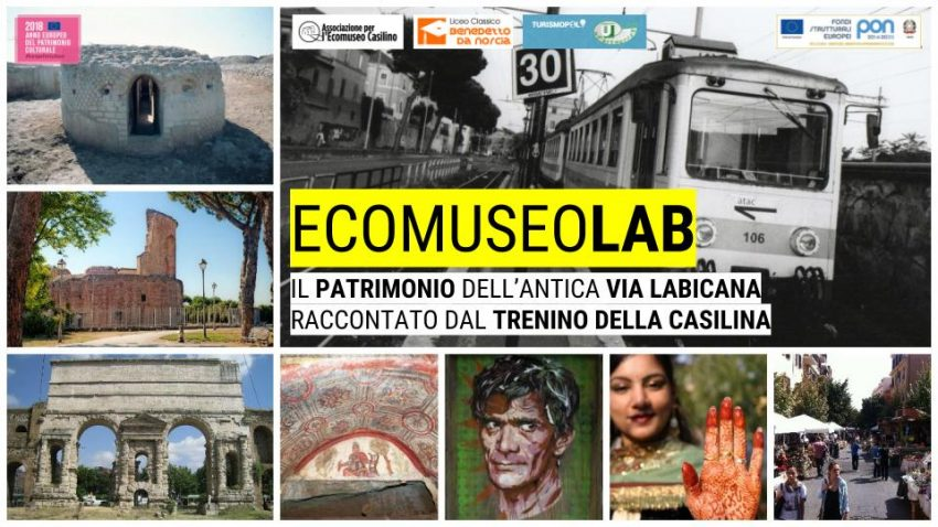 EcomuseoLAB - PON Benedetto da Norcia