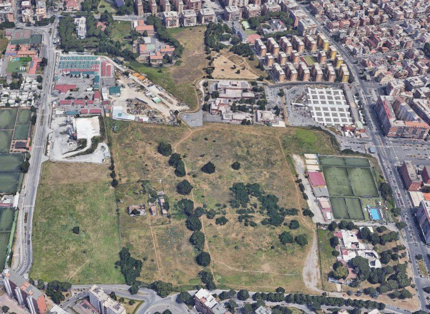 Parco Somaini Prospettico