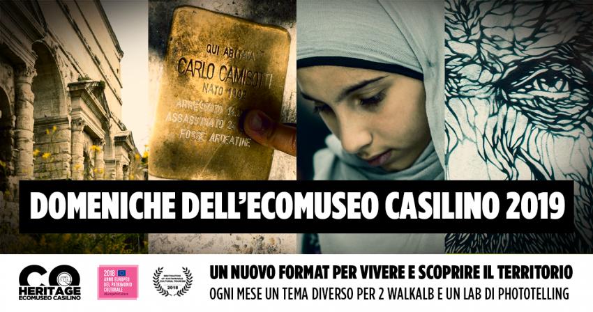 Domeniche Ecomuseo Casilino 2019