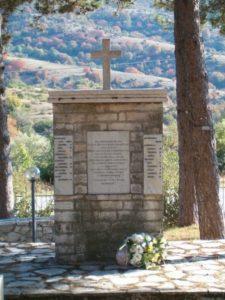 Monumento ai caduti del Tancia a Rieti