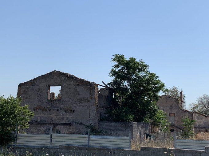 Casale Somaini (o del Pecoraro) - Indicato come Casale Botta in IGM 1924 e Villa Apolloni in IGM 1904