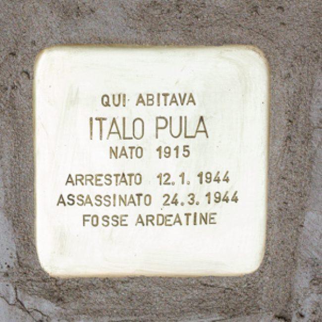 I fratelli Italo e Spartaco Pula
