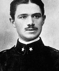 Ugo Niutta, il nipote del ministro che amava il volo