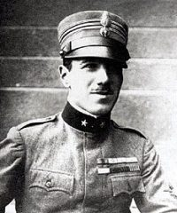 Francesco Baracca, l'eroe del volo