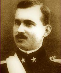 Angelo Berardi, un dirigibile porta il suo nome