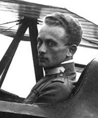 """Natale Palli, il pilota """"brevettato"""" di D'Annunzio"""
