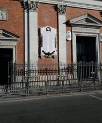 Targa a caduti di Porta Maggiore