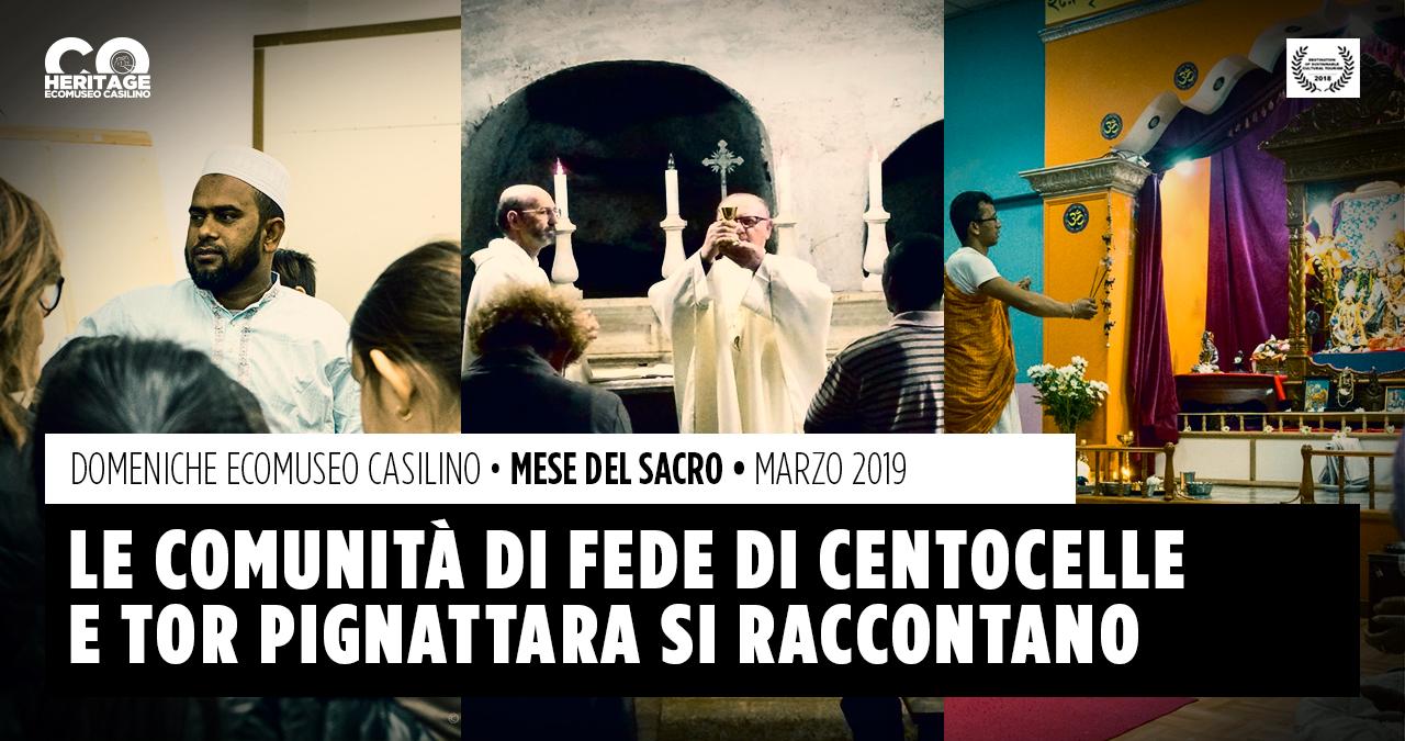 Domeniche Ecomuseo Casilino - Mese del sacro