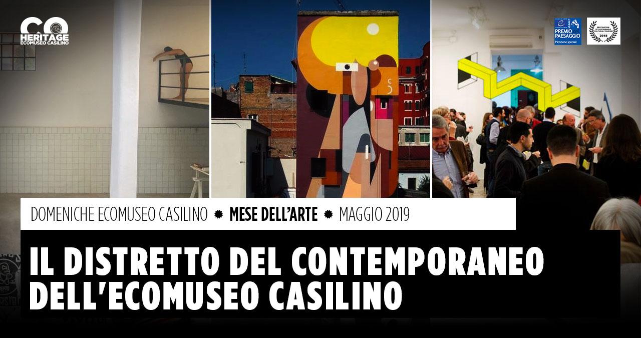 Mese dell'arte - Ecomuseo Casilino