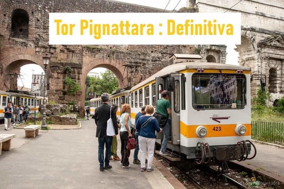 Passeggiata nel Quartiere e pranzo senza frontiere a Tor Pignattara