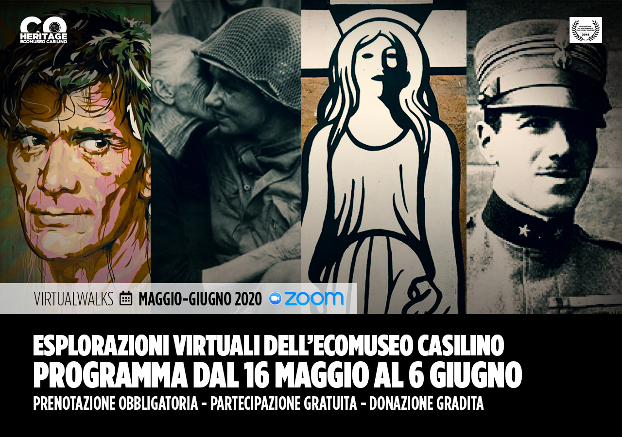 Cover Virtual Walks Ecomuseo Casilino