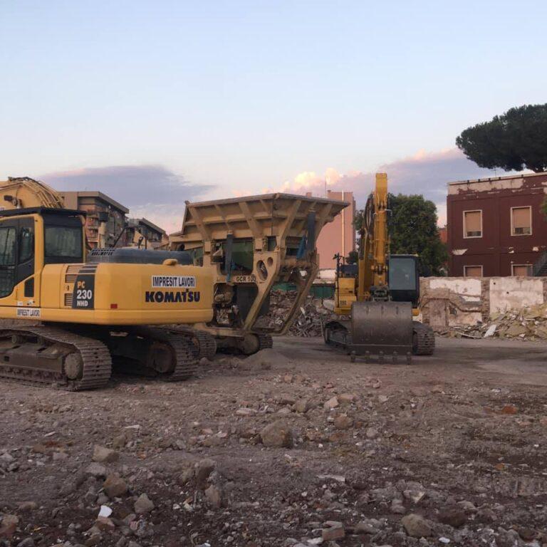 Via Casilina 701