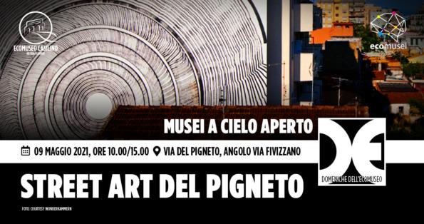 Ecomuseo: Street Art al Pigneto