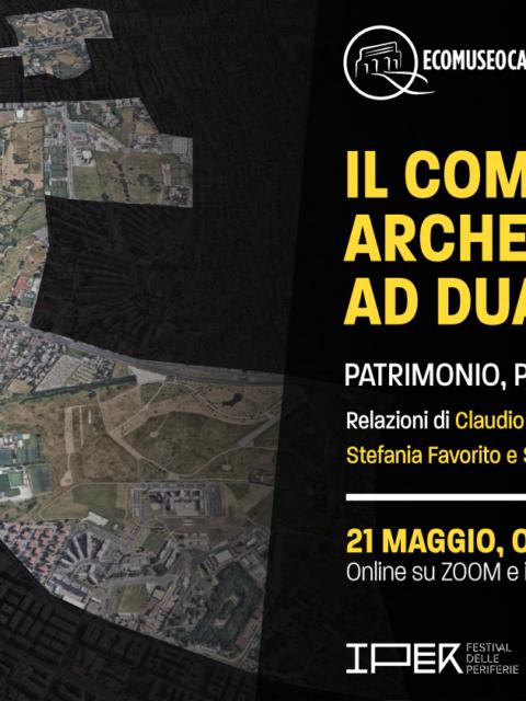 Il comprensorio archeologico ad duas lauros